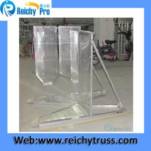 Aluminum Barrier Outdoor Event Safety Control pictures & photos
