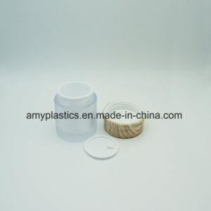 Top Quality 50g Plastic Cosmetic Cream Jar pictures & photos