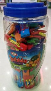 Fish Bottle Long Bubble Gum 160PCS pictures & photos