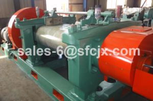 "22"" Rubber Compound, Rubber Mixing Mill, Open Mixing Mill"