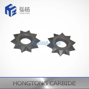 Non-Standard Gear Shape Tungsten Carbide Products pictures & photos