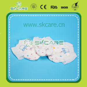 Soft and Breathable Disposable Baby Diaper Training Pants Pull up