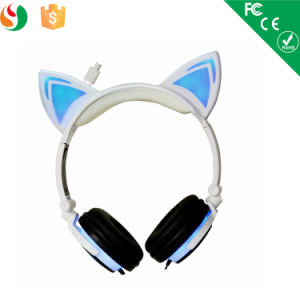 Stylish Colorful Mobile Phone Over Ear Headphones pictures & photos