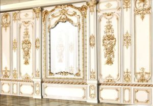 High Density New Style PU Decorative Wall Panel