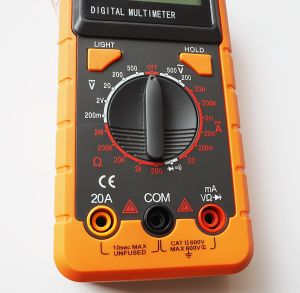 Electronic Digital Multimeter (KH33D) with Ce Certified pictures & photos