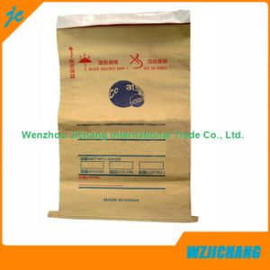 Kraft Paper Bags for Cement, 50kg Cement Bag, Paper Bag for Cement pictures & photos