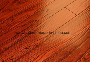 803 Multilayer Elm Wood Flooring pictures & photos