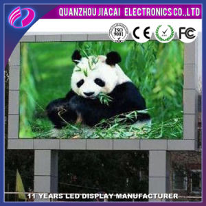 Full Color Tube Chip Color 5 mm Pixels Outdoor Waterproof Video Display pictures & photos
