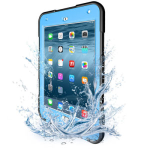 buy online 9caa4 d9e8a Waterproof Tablet Case for Apple iPad Mini 4 (RPDOTIPDM4)