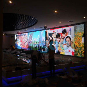 Vg P4 Full Color HD Indoor LED Display Screen