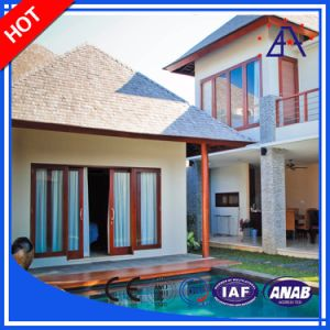 Aluminum/Aluminum Windows and Doors for Villa and Hotel pictures & photos