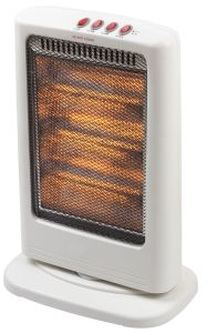 1200W Heater with Halogen Tubes