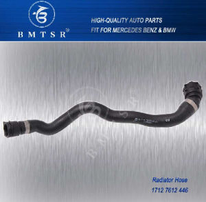 Radiator Cooling System Water Hoses Coolant Hose Fit for BMW 17127612446 pictures & photos