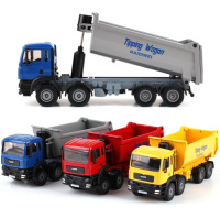 1: 50 Die Cast Dump Truck for Wholesale