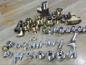 Bsp 45/90 Degree Hydraulic Tube Fitting pictures & photos