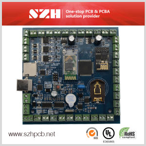 High Quality Electronics Network Interchanger Multi Layer Rigid PCB pictures & photos