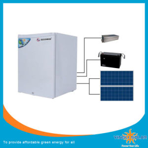 Solar Power Home Appliance AC/DC Mini Solar Refrigerator Freezer pictures & photos