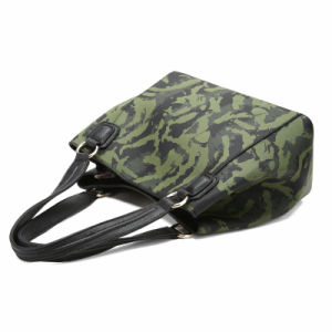 2016 Spring Trendy Camouflage Series Large Shoulder Bag (MBNO040121) pictures & photos