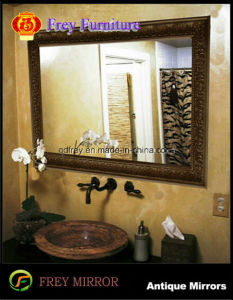 Wooden Decorative Wooden Mirror/Picture Frame pictures & photos