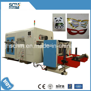 High Quality Flatbed Automatic Die Cutter