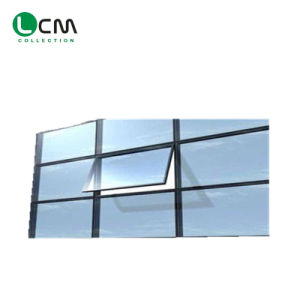 Construction Glass Heat Transfer Coefficient of Insulating Glass Windows Glass