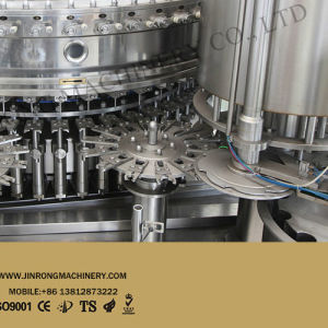 Automatic Carbonated Washing Filling Capping 3in1 Filling Machinery pictures & photos