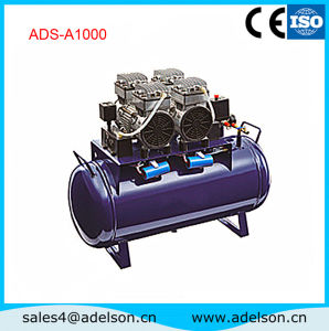 Use One for Three Dental Chair Dental Oil Free Air Compressor