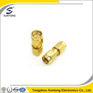Double Male SMA Connector SMA Male to SMA Male Adaptor pictures & photos