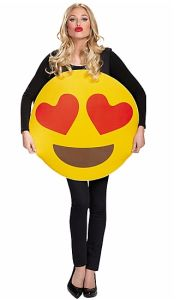 Newest Trendy Unisex Adult Funny Emoji Costumes