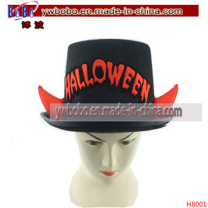 Party Hat Promotional Cap for Halloween Gifts (H8001) pictures & photos