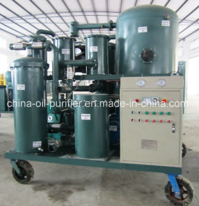 Model Tyc High Quality Vacuum Lubricant Oil Purication Plant pictures & photos