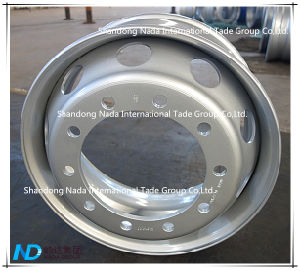 22.5X9.00 Tubeless Rim TBR Truck Steel Wheel with Ts16949/ISO9001: 2000 pictures & photos