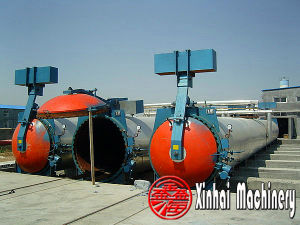 Autoclave for AAC Production Line