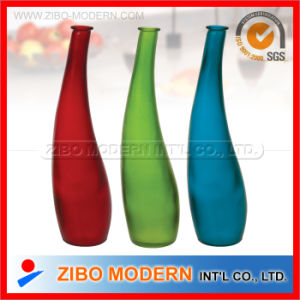 Wholesale Glass Vases for Decoration pictures & photos