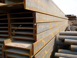China Wholesale H Steel Beam pictures & photos