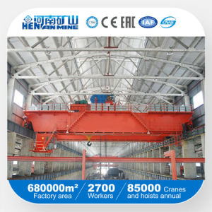 China Top Brand Double Girder Overhead Crane pictures & photos
