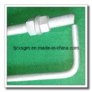 M24*500 H. D. G of Anchor Bolt