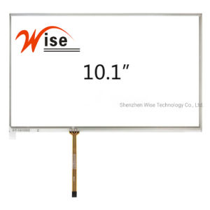 10.1′′ Customized 4-Wire Resistive Touch Screen/Resistive Touch Panel/Rtp