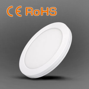 12W 18W 24W 3 Years Warranty LED Panel Light with Build-in Driver for Shopping Mall and Office