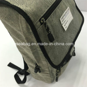 Fashion Casual Bag High Quality New Designed Canvas Travel Sport Hiking Backpack (GB#20077) pictures & photos