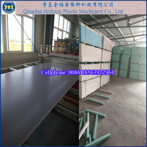 PVC Foam Board Production Line for Wall Decoration pictures & photos