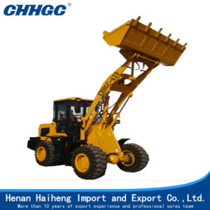 Rops/Fops CE EPA Approved Small Snow Bucket Fork Wheel Loader