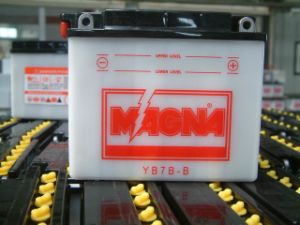 Yb7b-B Motorcycle Battery