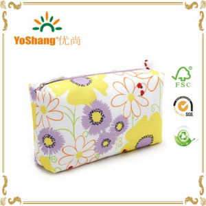 2016 New Fashion China Factory Supply Directly Promotional Organic Cotton Cosmetic Bag pictures & photos