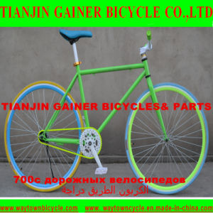 Tianjin Gainer 700c Road Bicycle Equipped with Fixed Gear