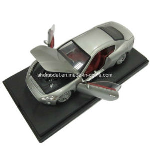 Modern Die Cast Model with Base (1/48) pictures & photos