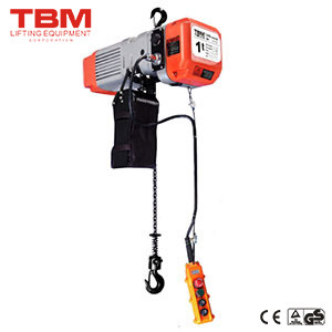 Tbm Shh-a Electric Hoist, Electric Chain Hoist pictures & photos