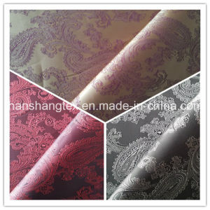 Poly Viscose Jacquard Fabric for Suit Lining (HS-E3025)