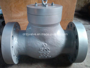 Low Temperature Non-Return Swing Type Check Valve pictures & photos