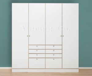 Bedroom Furniture (Bedroom Wardrobe) (BF23)